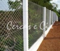 Tela de arame galvanizado para alambrado preço
