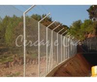 Tela galvanizada para alambrado preço
